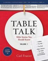 Table Talk Volume 1 - Pastor's Program Kit