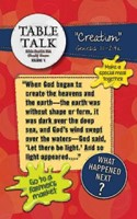 Table Talk Volume 1 - Table Toppers (5 Sets of 6)