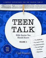 Table Talk Volume 2 - Teen Talk Youth Leader Guide