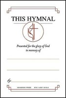 United Methodist Hymnal Bookplates