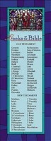 Books of the Bible Bookmark (Pkg of 25)
