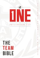 The Team Bible One Edition (Paperback)