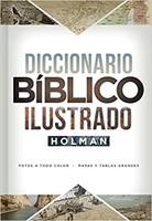 Diccionario Bíblico Ilustrado Holman (Hard Cover)