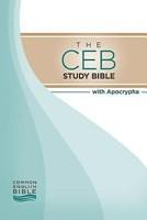 CEB Study Bible with Apocrypha