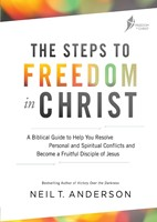 Steps to Freedom in Christ Workbook (Pack of 5)