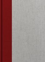 KJV Study Bible, Crimson/Gray Cloth Over Board, Indexed (Hard Cover)