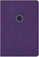 NKJV Deluxe Gift Bible, Purple Leathertouch (Imitation Leather)