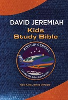 NKJV Airship Genesis Kids Study Bible TechTile Leather