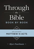 Through the Bible Book by Book Part Three
