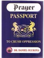 Prayer Passport: To Crush Oppression (Bonded Leather)