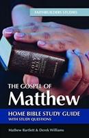 Gospel of Matthew, The: Bible Study Guide