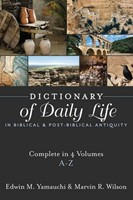 Dictionary Of Daily Life: 4 Volume Set (Paperback)