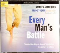 Every Man'S Battle Cd- Audio