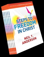 Steps To Freedom In Christ Workbook PACK OF 5 (Paperback)