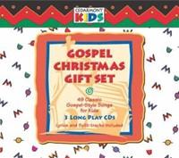 Cedarmont Kids: Gospel Christmas Gift Set (Triple Cd Set) Cd