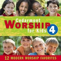 Cedarmont Worship For Kids 4 Stereo Cd- Audio