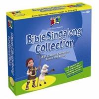 Kids Classics: Bible Singalong Collection CD
