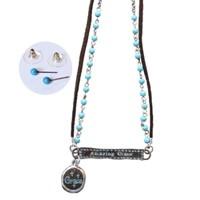 Faith Gear Women's Necklace & Earrings - Amazing Grace