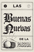 The Good News Of Easter (Spanish, Pack Of 25) (Tracts)
