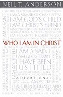 Who I Am In Christ (Paperback)