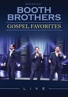 Gospel Favourites Live: DVD