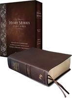 Henry Morris Study Bible (Calfskin)