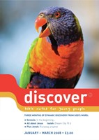 Discover (Jan-Mar 2008)