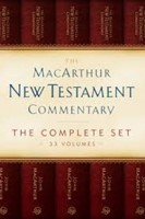 MacArthur New Testament Commentary Set 33 Volumes