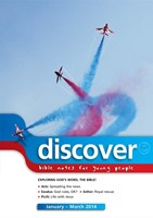 Discover 65 (Jan - Mar 2014).