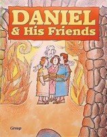 Bible Big Book: Daniel And His Friends