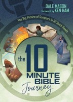 The 10 Minute Bible Journey (Hard Cover)