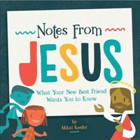 Notes From Jesus (Hard Cover)