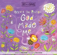 Here's The Reason God Made Me (Board Book)