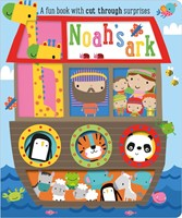 Noah's Ark Window Board Book