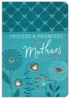 Prayers And Promises For Mothers (Imitation Leather)