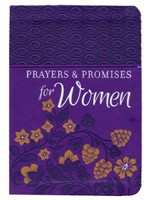 Prayers And Promises For Women (Imitation Leather)