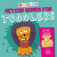 Playtime: Action Songs For Toddlers CD
