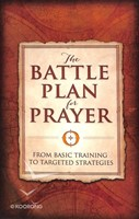 The Battle Plan For Prayer (ITPE)