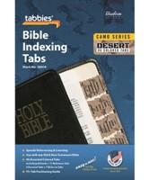 Bible Index Tabs Camo 'Desert'
