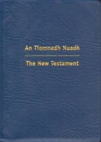 Gaelic English New Testament (Vinyl)