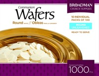 Communion Wafers- Box of 1000