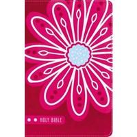KJV Bible For Kids, Pink (Imitation Leather)