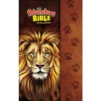 NIrV Adventures Bible For Early Readers (Hard Cover)