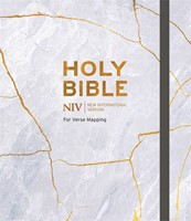 NIV Verse Mapping Bible, Grey