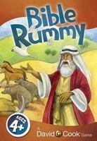 Bible Rummy Jumbo Card Game Repack