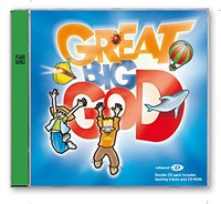 Great Big God 1 CD