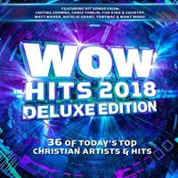 Wow Hits 2018 Deluxe Edition CD