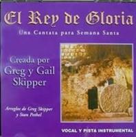 El Rey De Gloria CD (CD-Audio)