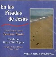 En Las Pisadas De Jesus CD (CD-Audio)