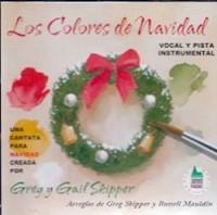 Los Colores De Navidad CD (CD-Audio)